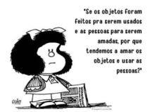 Mafalda e os valores do capitalismo
