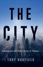 The City, front cover of Verso book