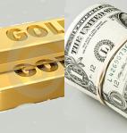 ouro-e-dolar