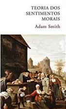 Capa do livro Teoria dos Sentimentos Morais de Adam Smith